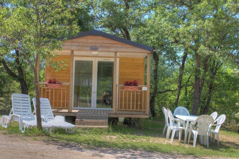 Campingplatz Le Couriou Recoubeau Jansac