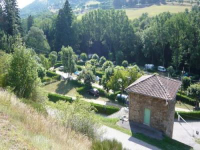 Campsite Le Grangeon Satillieu