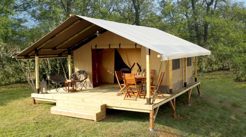 Campsite La Borderie Saint Palais Sur Mer