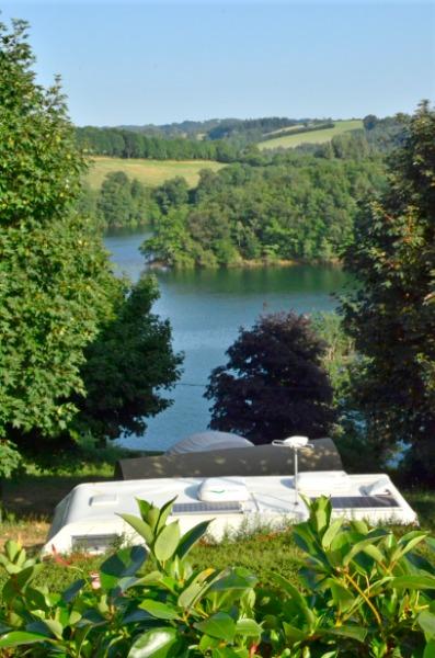 Camping Les Terrasses Du lac Pont De Salars