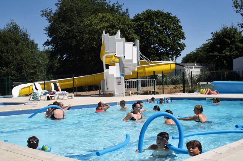 Campingplatz Le Moulin des Effres Secondigny