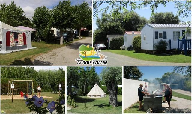 Campingplatz Le Bois Collin Notre Dame de Monts