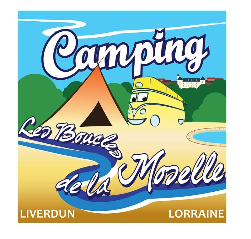 Campsite Les Boucles de la Moselle Liverdun