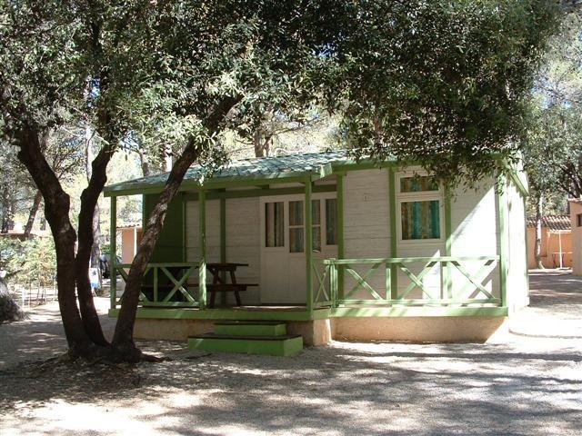 Campingplatz Les Grands Pins Le Castellet