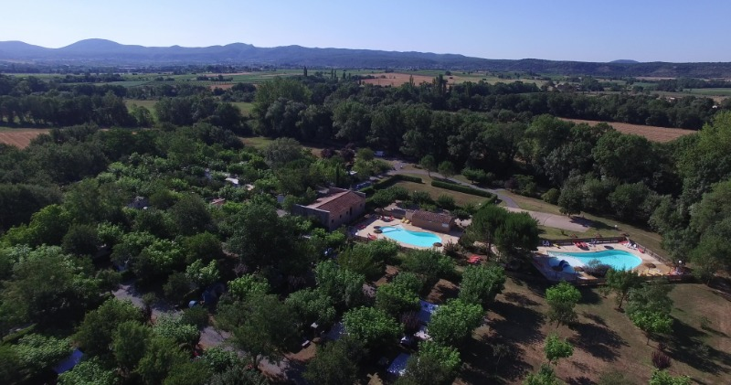 Camping La Source Berrias Et Casteljau