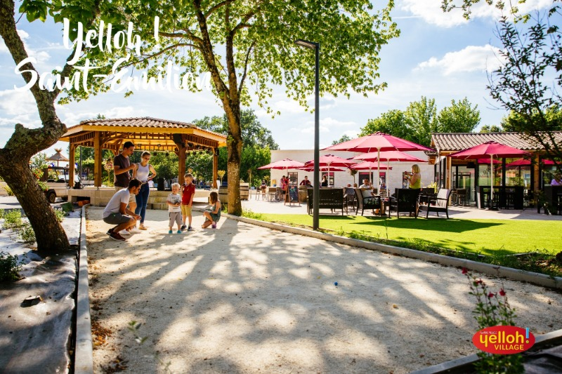 Campingplatz Yelloh ! Saint-Emilion SAINT EMILION