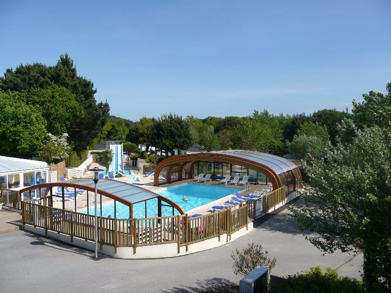 Campingplatz Moulin De Kermaux CARNAC