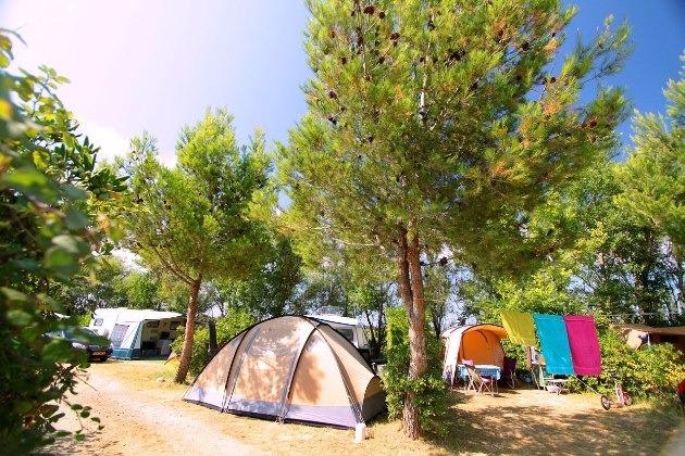 Campingplatz Les Mimosas Narbonne