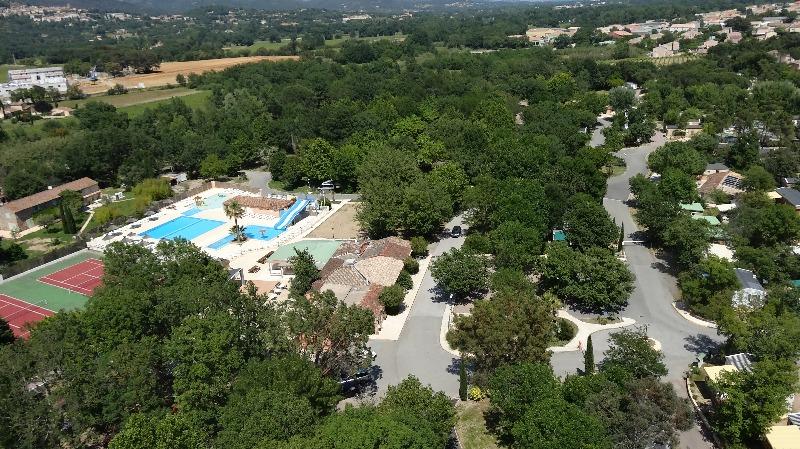 Campingplatz L'Argentiere Cogolin