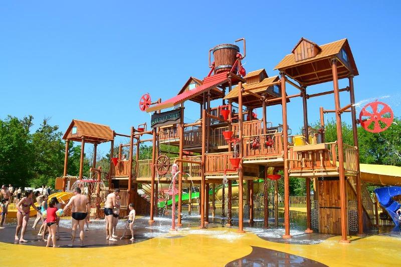 Campingplatz Resort & Spa La Rive Biscarrosse