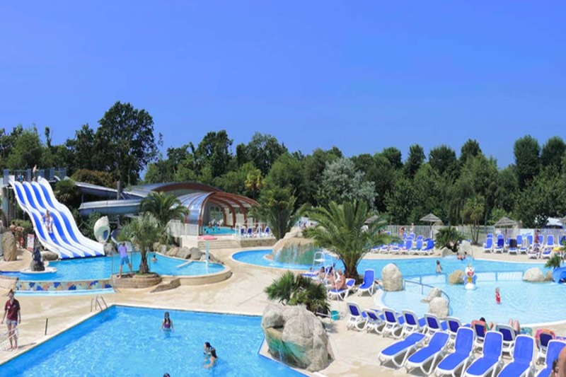 Camping Les 2 Fontaines Nevez