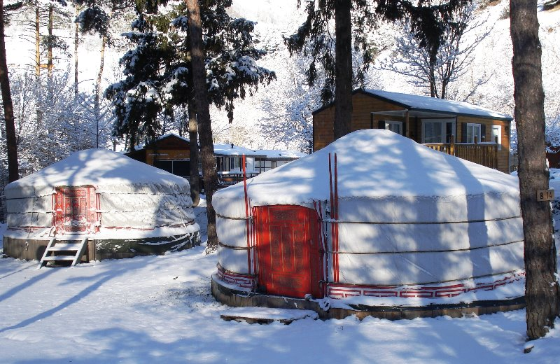 Camping Le Reclus BOURG SAINT MAURICE   SEEZ