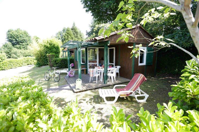 Campingplatz Les Granges Grolejac