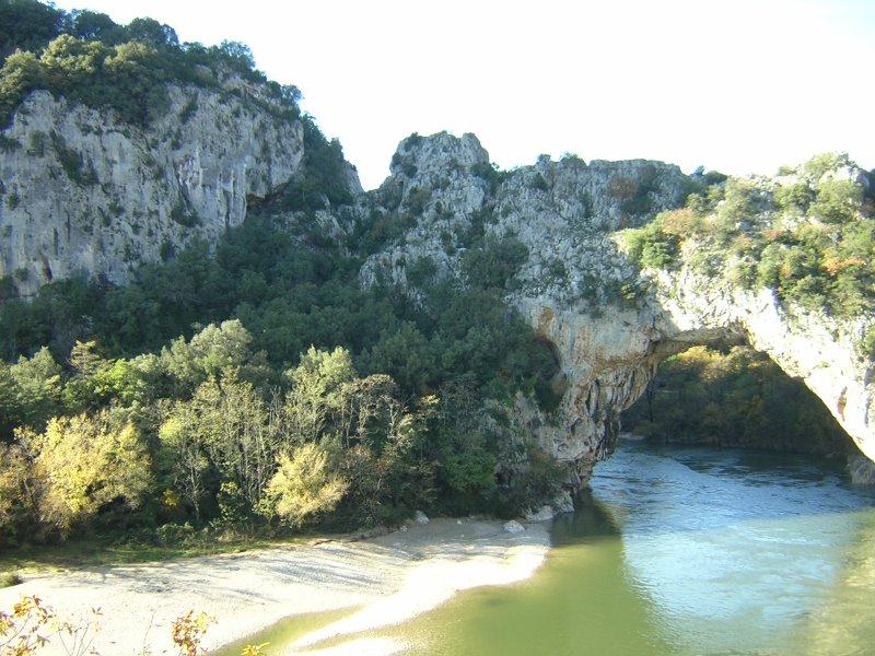 Camping Le Riviéra Sampzon