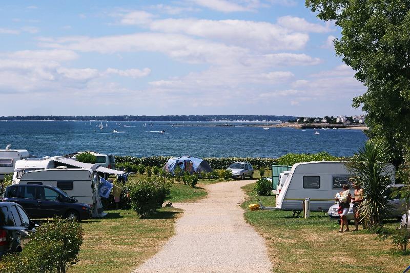 Campsite Le Cabellou plage Concarneau