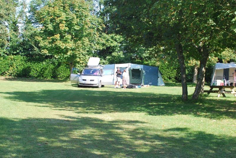 Campingplatz Landrezec Pouldreuzic