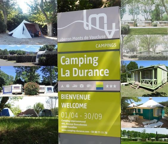 Camping De La Durance Cavaillon