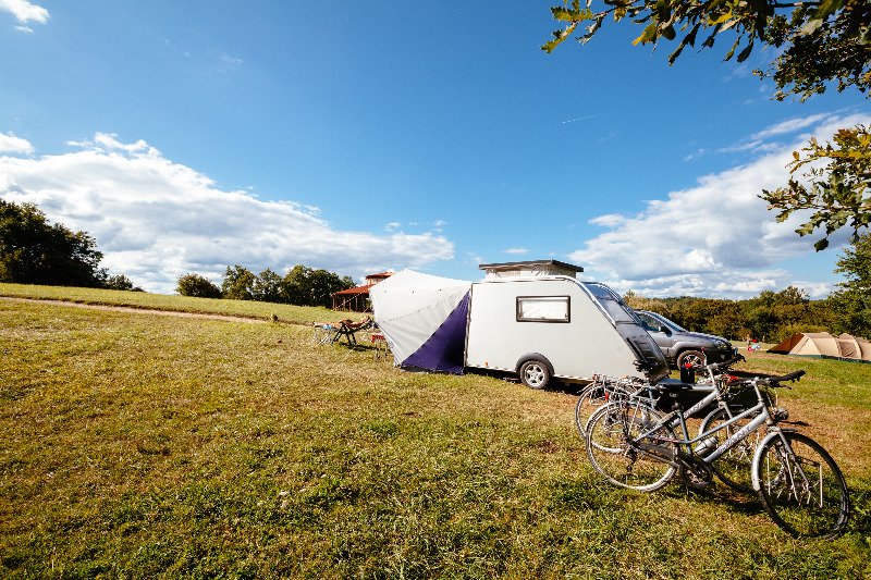Camping Domaine de Corneuil Saint Sulpice de Mareuil