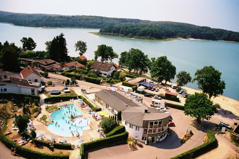 Camping Kawan Village Club Lac de Bouzey Sanchey