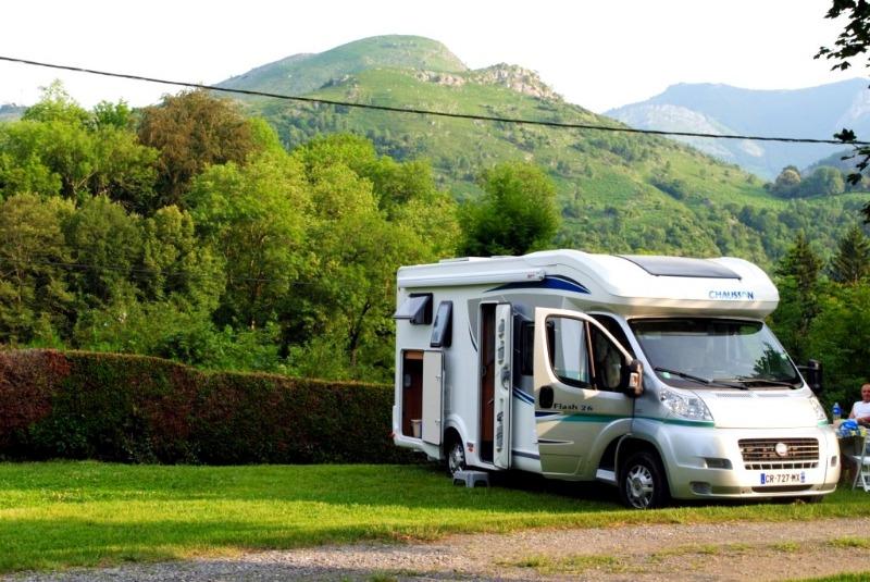 Camping Arrouach Lourdes