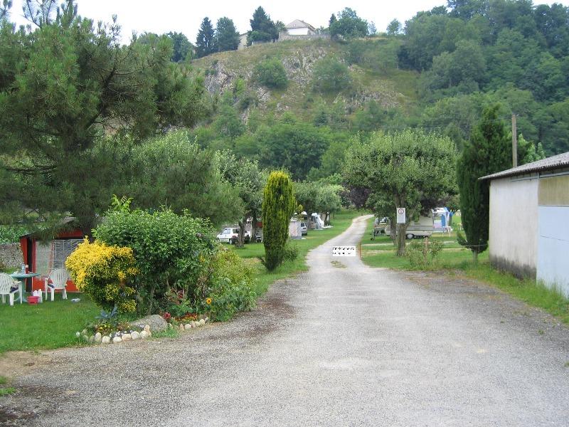 Camping La Pommeraie Gerde