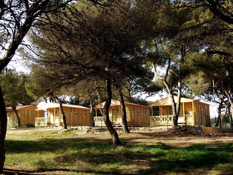 Camping Pascalounet Martigues