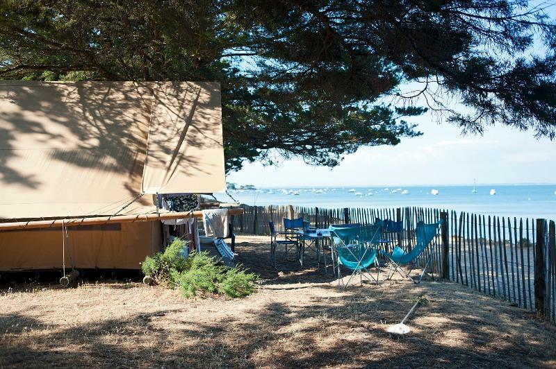 Campingplatz Huttopia Noirmoutier Noirmoutier
