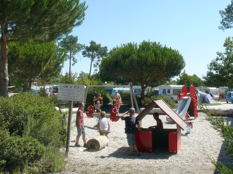 Campingplatz LE BRAOU Audenge