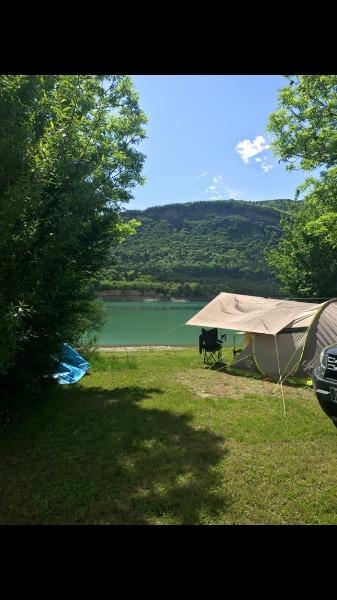 Campingplatz De Savel Mayres Savel