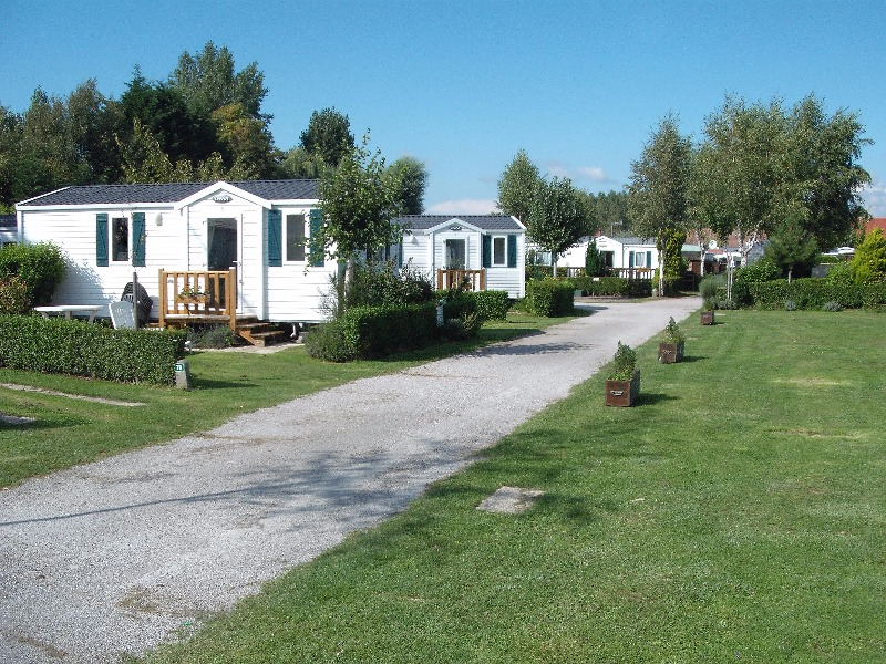 Camping Le Vert Gazon Fort Mahon Plage