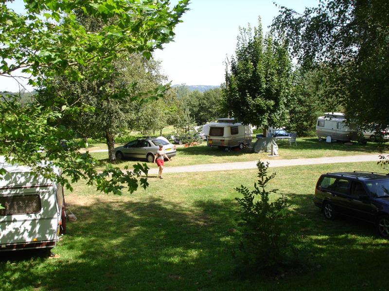 Camping Le Plo Le Bez
