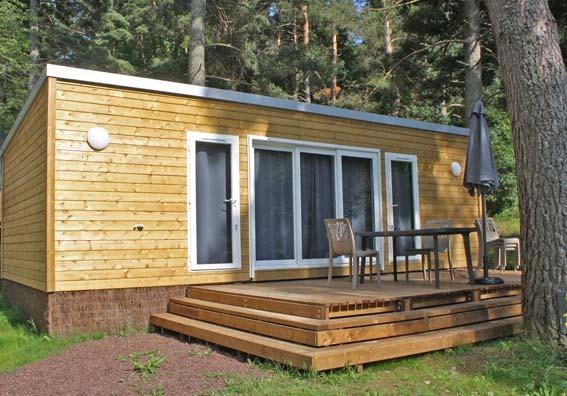 Campingplatz Domaine du Lac murol