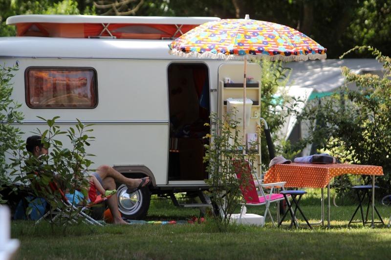 Campsite DOMAINE DE LA VILLE HUCHET Saint Malo