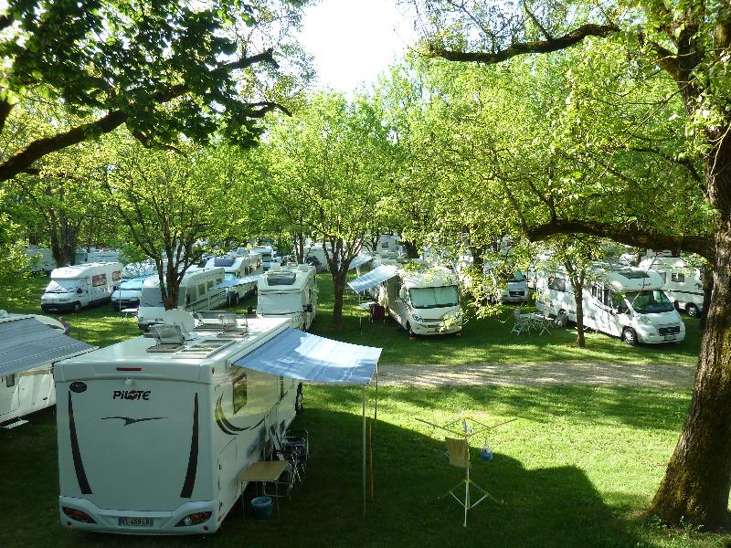 Campsite Bellerive Saint Côme D'Olt
