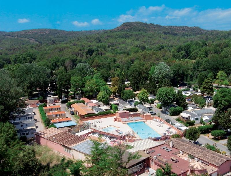 Camping Parc Saint James Le Sourire Villeneuve Loubet