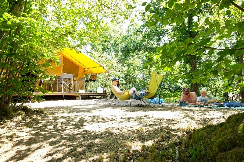 Campingplatz Huttopia Royat Royat