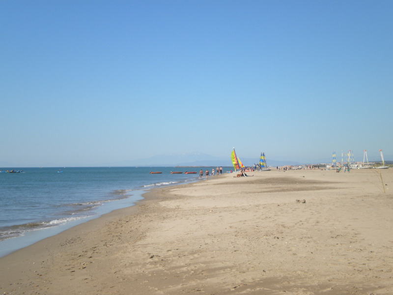 Campsite Marina valras plage