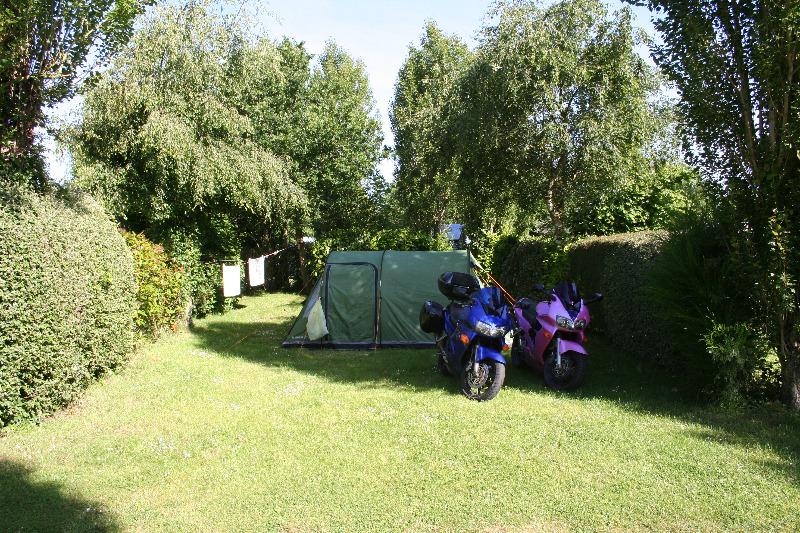 Campingplatz Bellevue Erquy