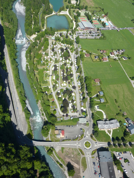 Campingplatz caravaneige Le Giffre Samoens