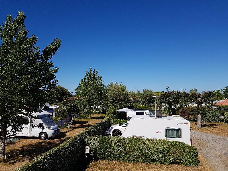 Camping Les Chaumes Saint Jean de Monts