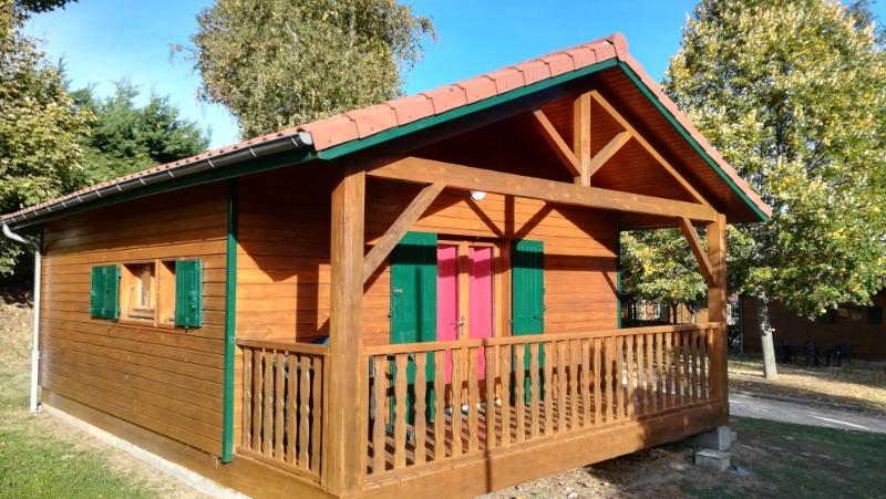 Campsite Camping Municipal du Domaine de l'Astrée Bourg Argental