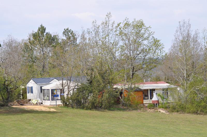 Campingplatz La Forêt Pezuls