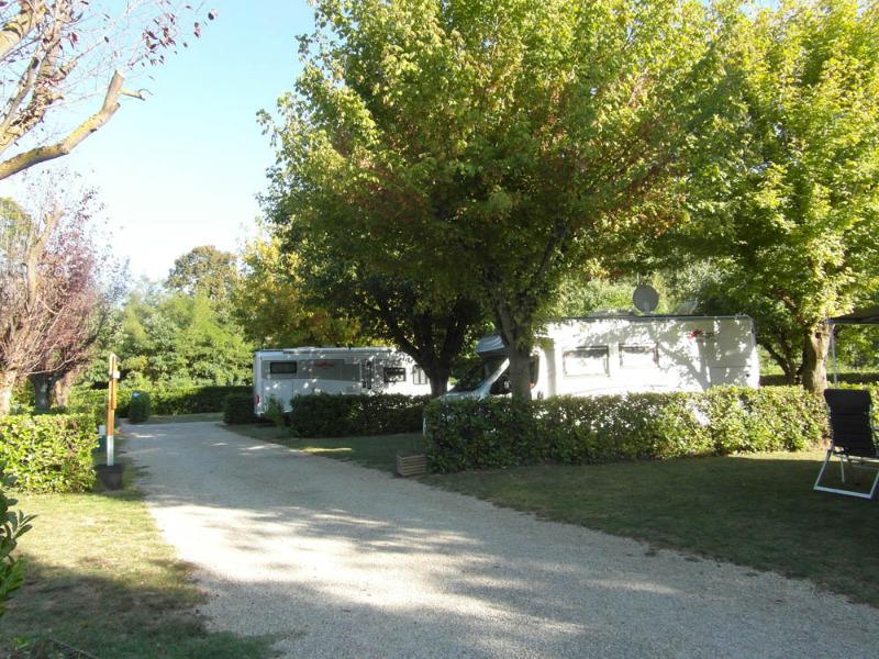 Campsite LES ULEZES Saint Donat Sur L'Herbasse