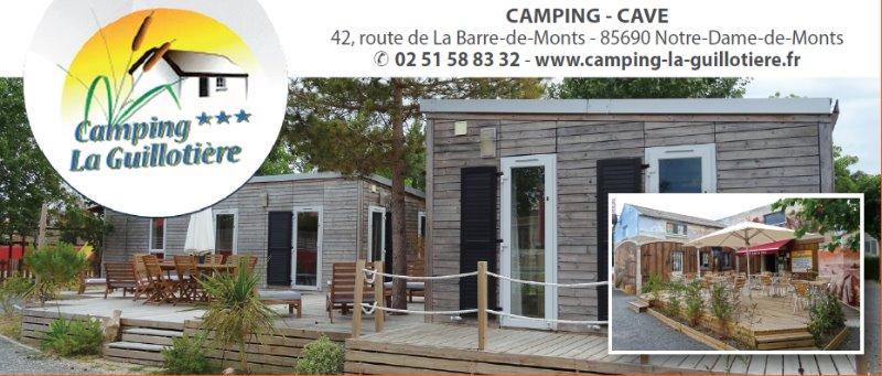 Campingplatz La Guillotiere Notre Dame de Monts