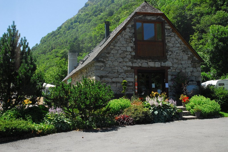 Campsite Pyrénées Natura Estaing