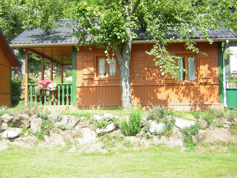Camping L'Ombrage Saint Pierre Colamine