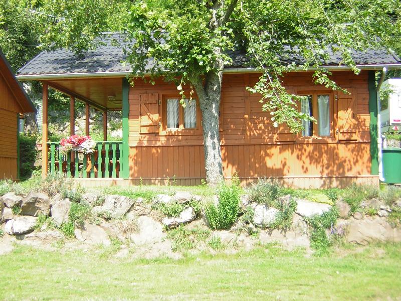 Campingplatz L'Ombrage Saint Pierre Colamine