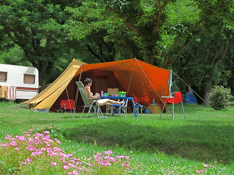 Camping Cevennes Provence Corbes