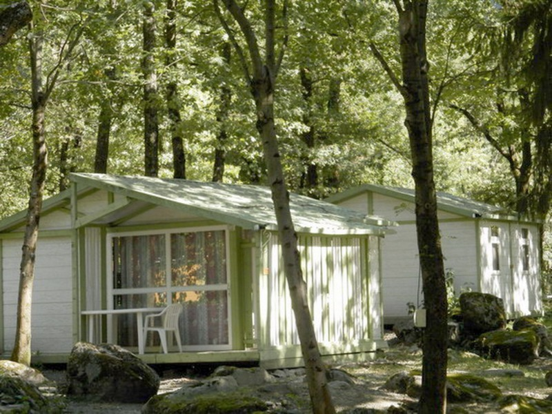 Campsite Le Bois Joli Saint Martin Sur La Chambre