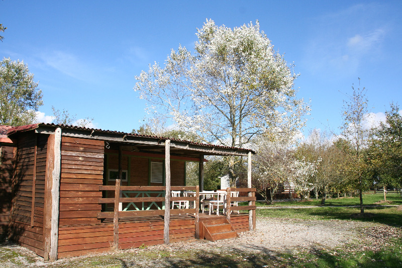 Campingplatz Domaine de La Barre - Ferme Saint Michel Gourge